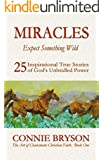 MIRACLES - Expect Something Wild: 25 Inspirational True Stories of God's Unbridled Power (The Art of Charismatic Christian Faith Series Book 1) (English Edition)