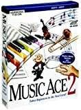 Harmonic Vision Music Ace 2 - Consumer Version, Hybrid CD