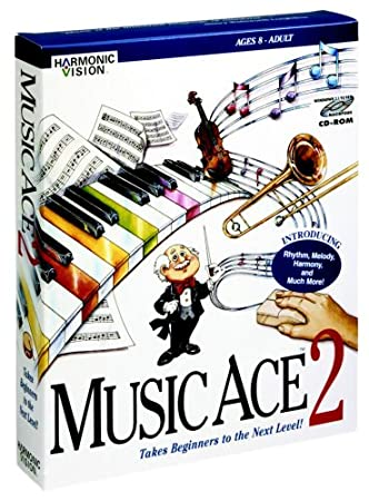 Harmonic Vision Music Ace 2 - Consumer Version, Hybrid CD