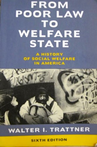 from poor law to welfare state