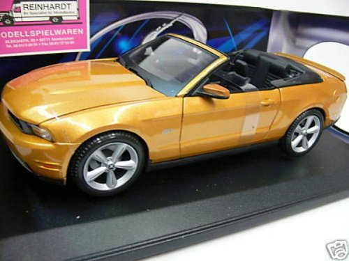 maisto-118-scale-ford-mustang-gt-cabrio-10-model-car-red