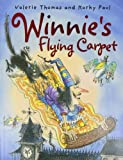 Valerie Thomas Winnie's Flying Carpet (Winnie the Witch)
