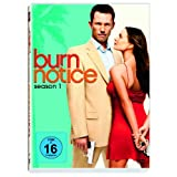 "Burn Notice - Die komplette Season 1 [4 DVDs]von ""Jeffrey Donovan"""