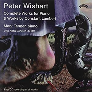 Complete Piano Works of Peter Wishart