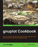 gnuplot Cookbook Front Cover