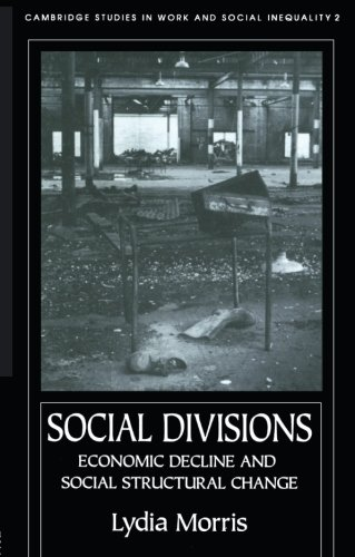 Social Divisions (Cambridge Studies in Work & Social Inequality)