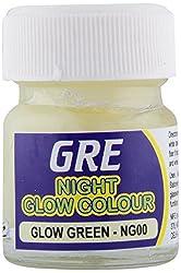 GRE Acrylic Night Glow Paint (Glow Green)