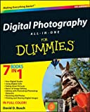 Digital Photography All-in-One Desk Reference For Dummies (0470401958) by Busch, David D.