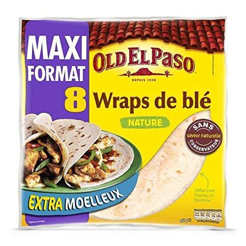 old-el-paso-wraps-de-ble-nature-maxi-promo-467g-prix-unitaire-envoi-rapide-et-soignee
