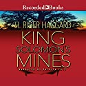 King Solomon's Mines Audiobook by H. Rider Haggard Narrated by Patrick Tull