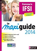 MAXI GUIDE CONCOURS IFSI