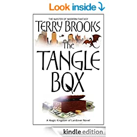 The Tangle Box (The Magic Kingdom of Landover Book 4)