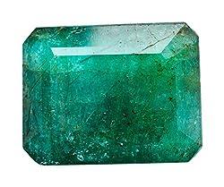 Natural Gemstone Emerald by Ratnagarbha