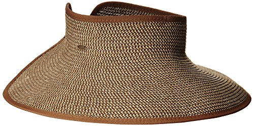 scala-womens-packable-paper-braid-visor-brown-natural-one-size