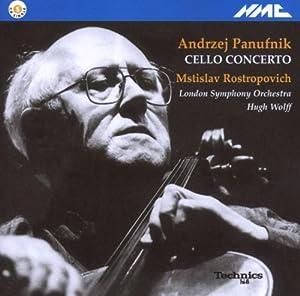 Panufnik - Cello Concerto [CD Single]