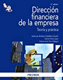 img - for Direccion financiera de la empresa/ Company's Financial Direction: Teoria y practica/ Theory and Practice (Economia Y Empresa/ Economics and Business) (Spanish Edition) book / textbook / text book