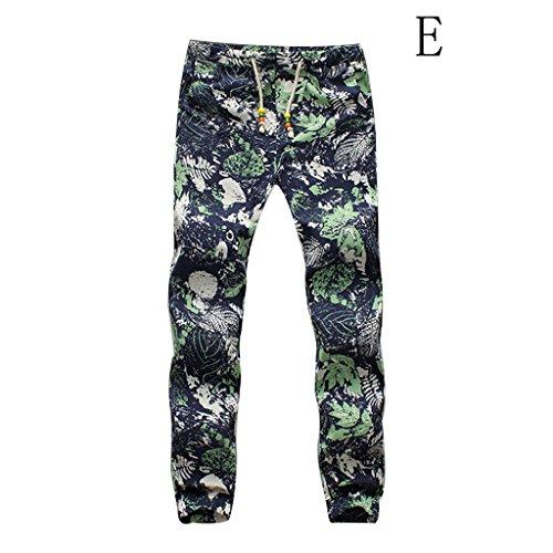 thinkbest -  Pantaloni sportivi  - tapered - Uomo E Medium