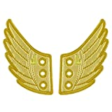 The Original Shwings: Fly Your True Colors - Gold Shoe Wings (10101)