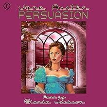 Persuasion (       ABRIDGED) by Jane Austen Narrated by Glenda Jackson