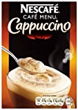 Nescafe Cappuccino Original 10 Sachets 180 g (Pack of 6, Total 60 Sachets)