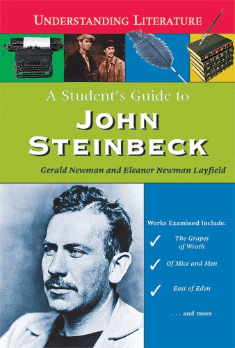 A Student's Guide to John Steinbeck (Understanding Literature)