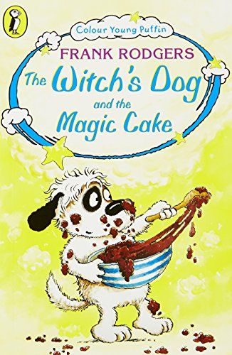 The Witch's Dog and the Magic Cake (Colour Young Puffin)