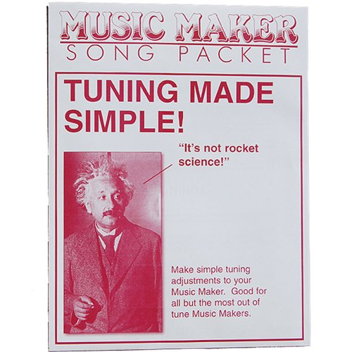 Tuning Made Simple for the Music Maker