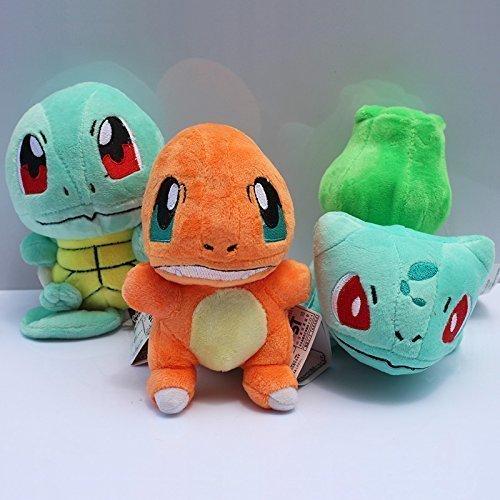 58-3pcsset-Pokemon-Bulbasaur-Charmander-Squirtle-Stuffed-Plush-Doll-Toys