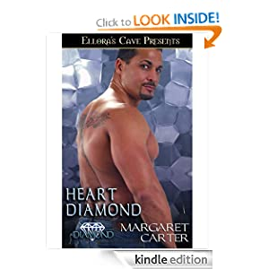 Heart Diamond Margaret L. Carter, Desiree Holt, Amanda Sidhe and Tiffany Bryan