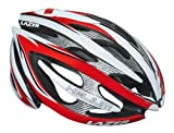 Lazer Helium II Race Helmet in Red White M-L (57-60cm)