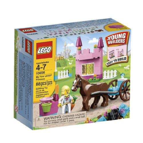 LEGO Bricks & More My First Princess 10656 - 1