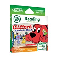 LeapFrog Scholastic: Clifford Learning Game for LeapPad Tablets and LeapsterGS by Leapfrog