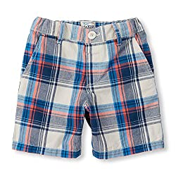 The Childrens Place Boys Shorts (20614131098_Millstone_5Y)