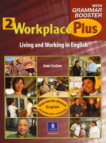 Workplace Plus 2 with Grammar Booster Audiocassettes (3) (Workplace Plus: Level 2 (Audio))