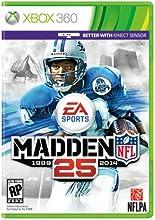 Madden NFL 25 Microsoft XBox 360 Game UK PAL