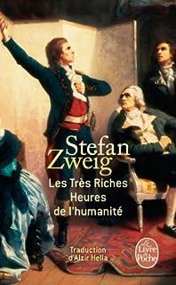Les très riches heures de l'humanité, Zweig, Stefan (1881-1942)