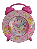 JACQUES FAREL Childrens Princcess Alarm Clock