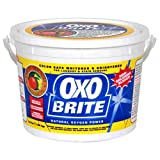 Earth Friendly Products Oxo-Brite, Color-Safe Whitener & Brightener, 57.6-Ounces (3.6 LB.) (Pack of 2) ~ Earth Friendly Products