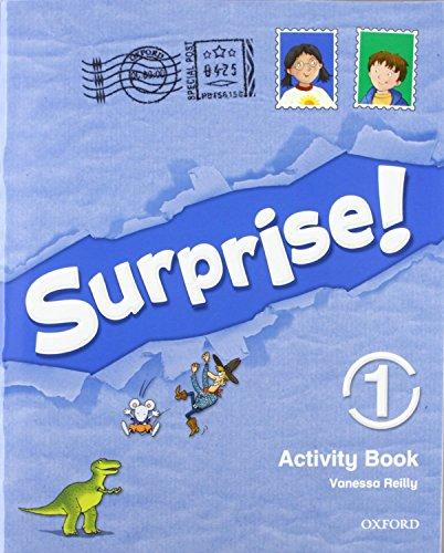 Surprise 1 activity book