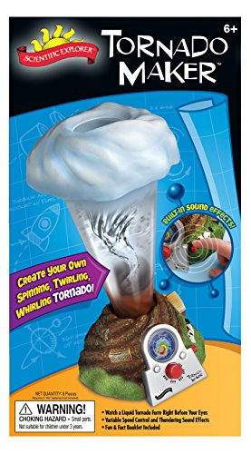 Poof-Slinky - Scientific Explorer Tornado Maker With Variable Speed Control And Sound Effects, 7219 front-490255