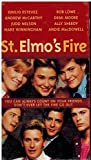 St. Elmo's Fire VHS Tape