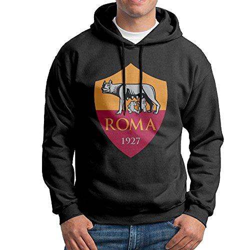 men-as-roma-customized-retro-100-cotton-hoodies-black-size-l