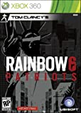 Tom Clancy Rainbow 6 Patriots