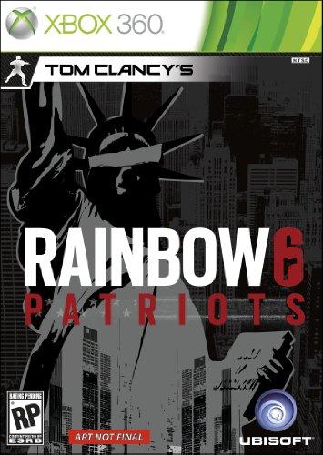 Arco-íris Tom Clancy 6 Patriots