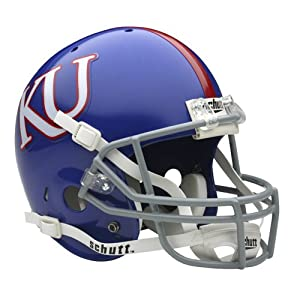 NCAA Kansas Jayhawks Replica Helmet by Schutt