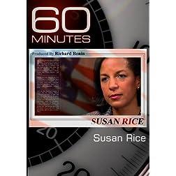 60 Minutes-Susan Rice