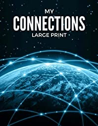 My Connections: Large Print