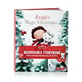 KOB9908 Jingles Magic Christmas Interactive Recordable Storybook Special Hallmark Edition Hard Cover Book (Hallmark Gift Books Recordable Storybook)