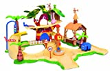 Jungle Junction Jungle Playset