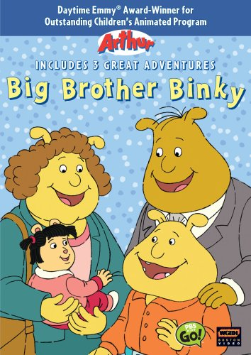 Arthur: Big Brother Binky